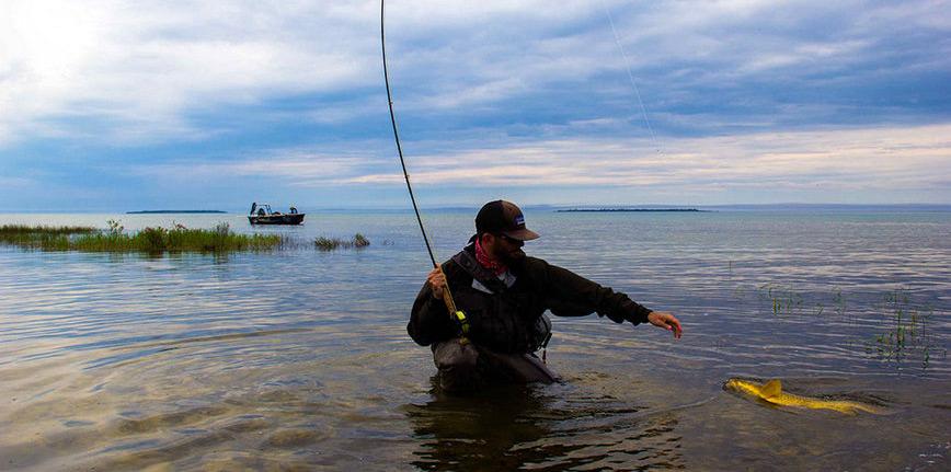 рыбалка на волге в астраханской области фото
